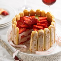 Strawberry Charlotte Recipe