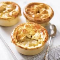 Petite Apple Pies