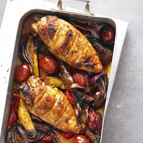 Chorizo recipes easy