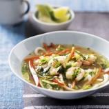 Healthy Prawn Noodle Bowl