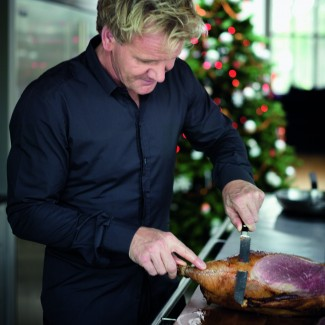 Roast Goose with Five Spice and Honey