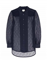 Reiss Anastasia Lace Shirt