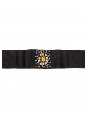 Ted Baker Lacky Bow Embellished Belt