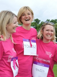Have you signed up for a 2013 Pink Ribbonwalk?