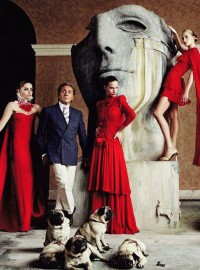 You Are Invited.....To The Valentino Show!