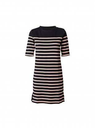 By Malene Birger Neiva Striped Jersey Dress