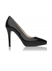 LK Bennett Lauren Patent Leather Heels