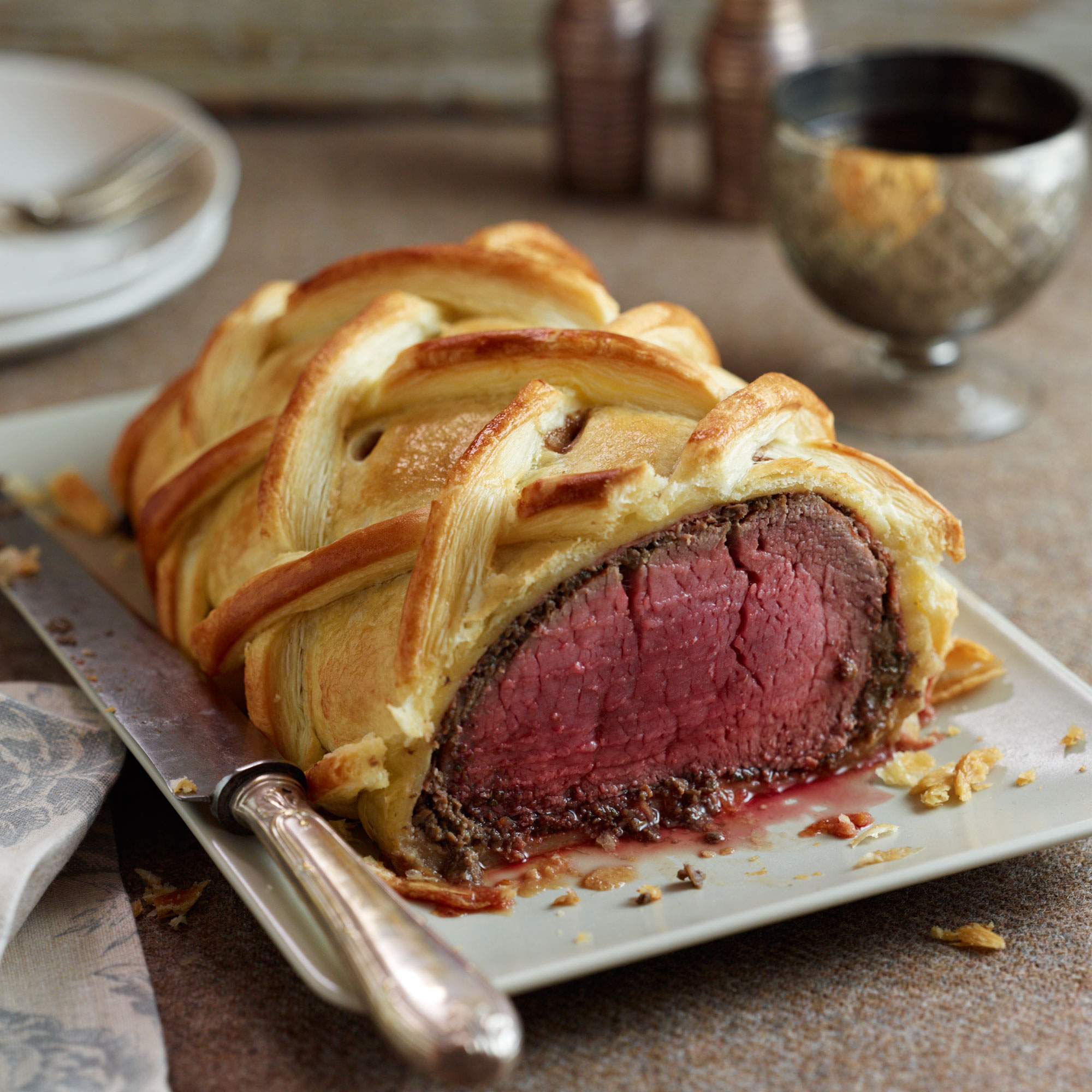 Beef Wellington - Woman And Home