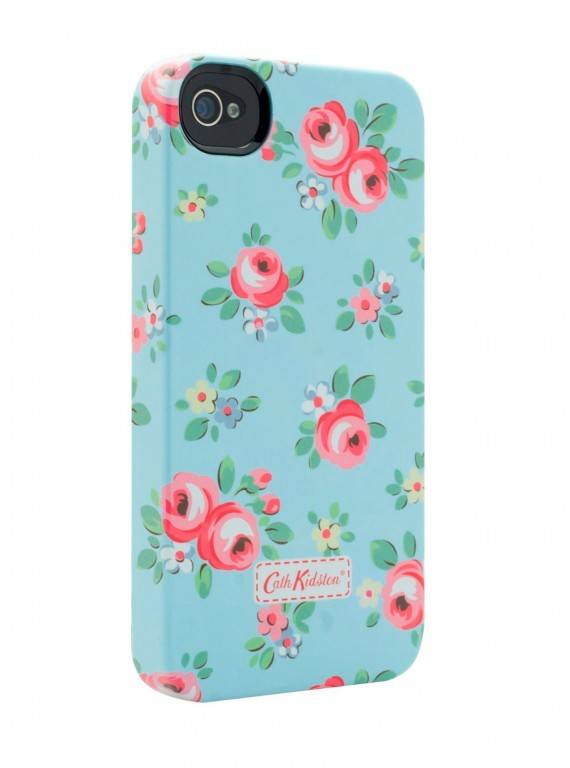Photo of the Cath Kidston Kensington Rose iPhone 4 Case