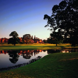 Hanbury Manor-romantic travel-UK breaks-woman and home
