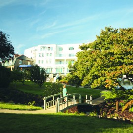 Thurlestone Hotel Devon-romantic travel-UK breaks-woman and home