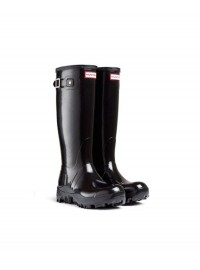 Hunter Original Snow Gloss Wellington Boots