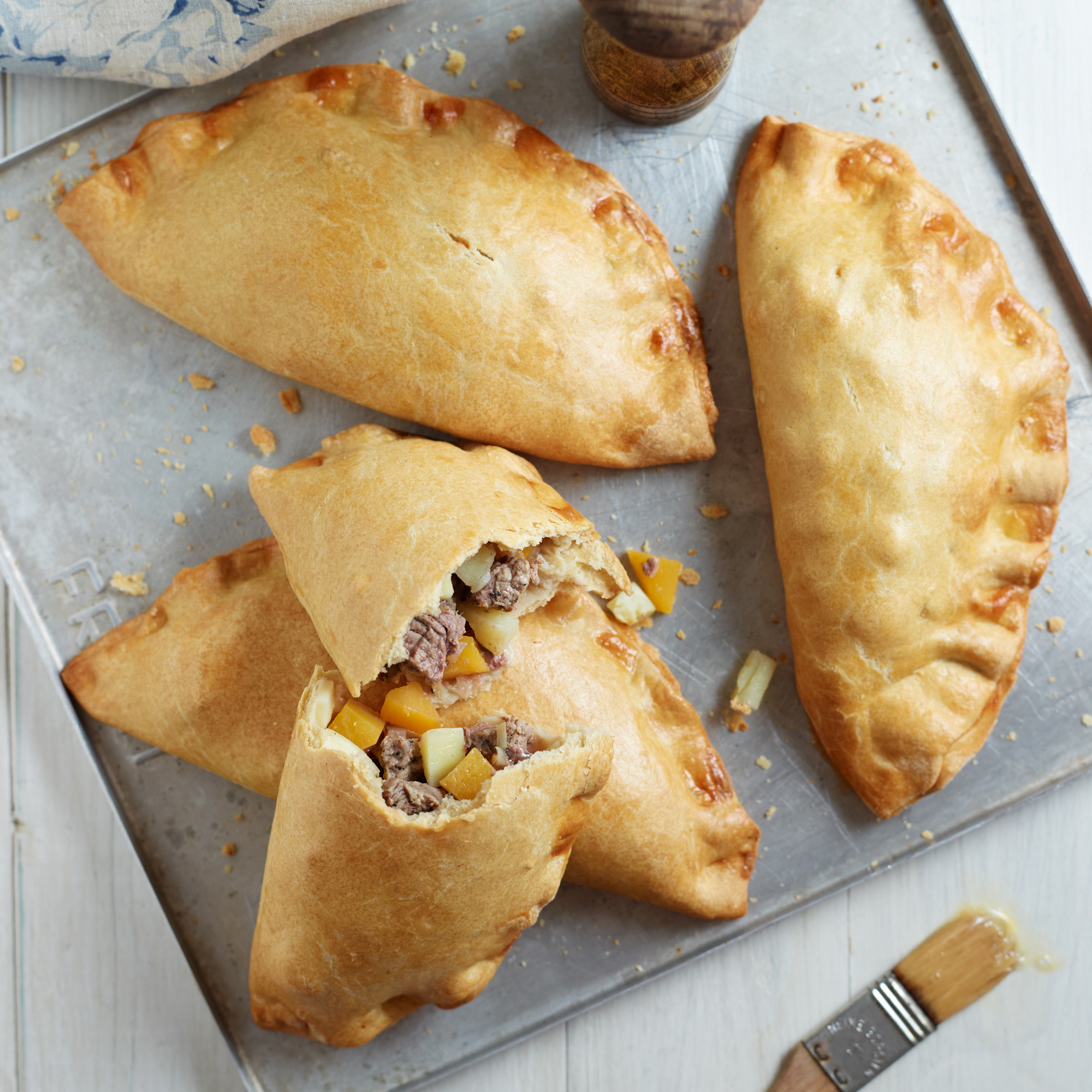 Cornish Pasty - Woman And Home