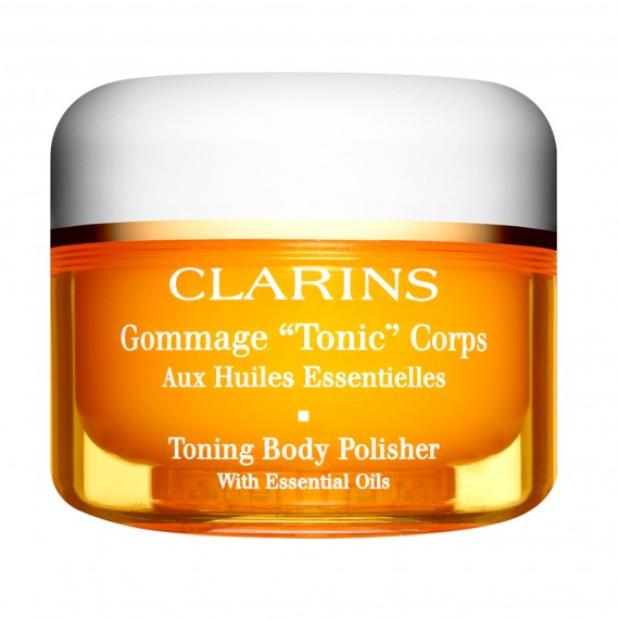 Photo of Clarins Toning Body Polisher