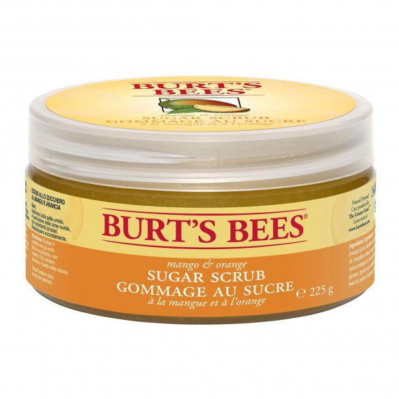 Photo of Burt's Bees Mango & Orange Sugar Scrub