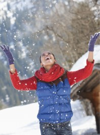 Secrets Of Women Who Stay Well In Winter