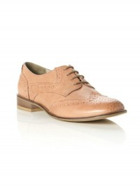 Dune Langbury Lace Up Brogue