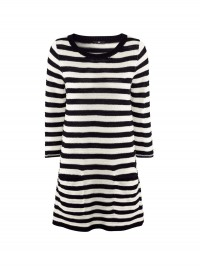 H&M Knitted Stripe Dress