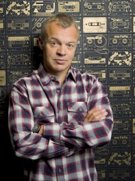 Graham Norton To Host Auction For Charity Helping South African Children