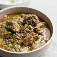 Traditional Lamb Saag