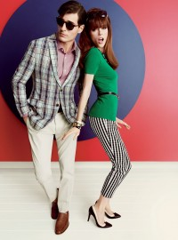 Banana Republic Spring Mad Men Collection