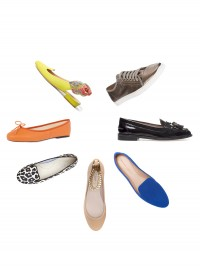 Top 10 Flat Shoes