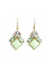 Anton Heunis at my-wardrobe.com Leaf Earrings