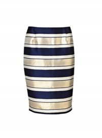 By Malene Birger Balenia striped skirt