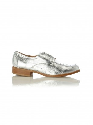 NW3 at Hobbs Millie Derby Metallic Brogues