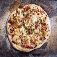 Paul Hollywood's Tartiflette Pizza