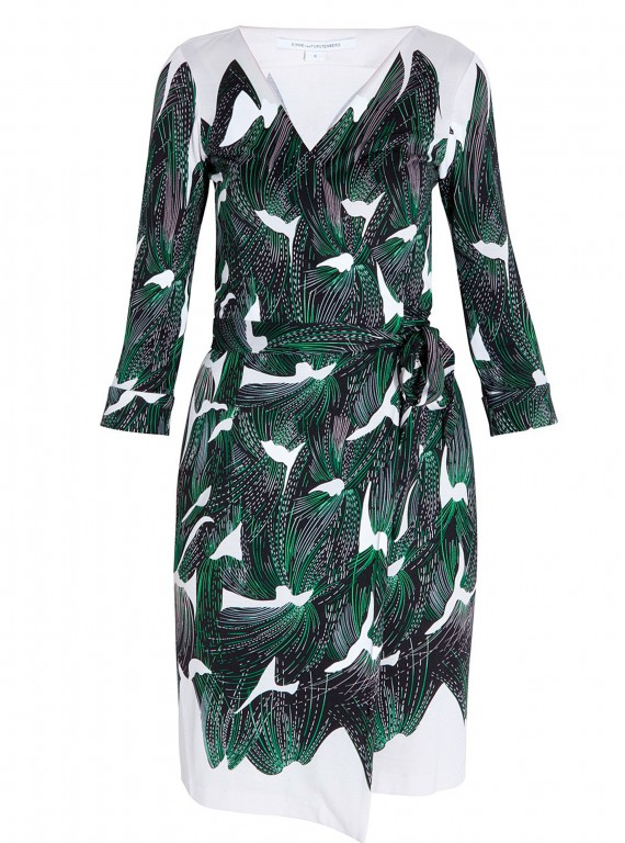 Diane Von Furstenberg New Julian dress photo