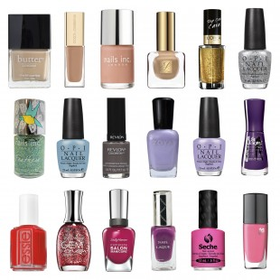 Nail That Look: Find Your Favourite Nail Polish Of The Season