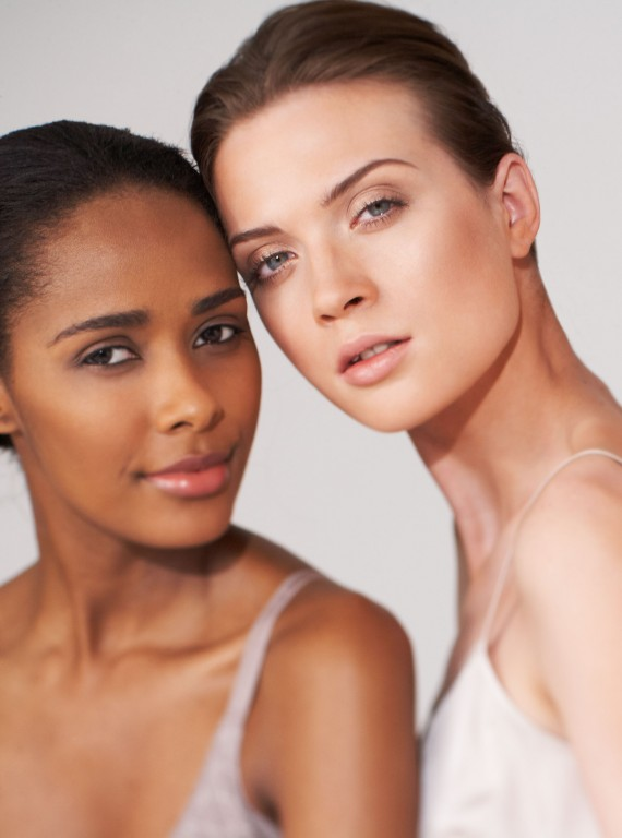 models of different ethnicities photo