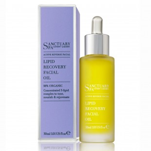 Sanctuary Spa Lipid Recovery Facial Oil