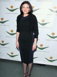Sheryl Sandberg's Career Confidence Tips