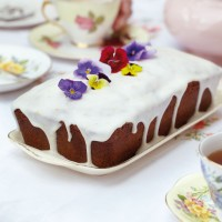 Earl Grey tea cake recipe