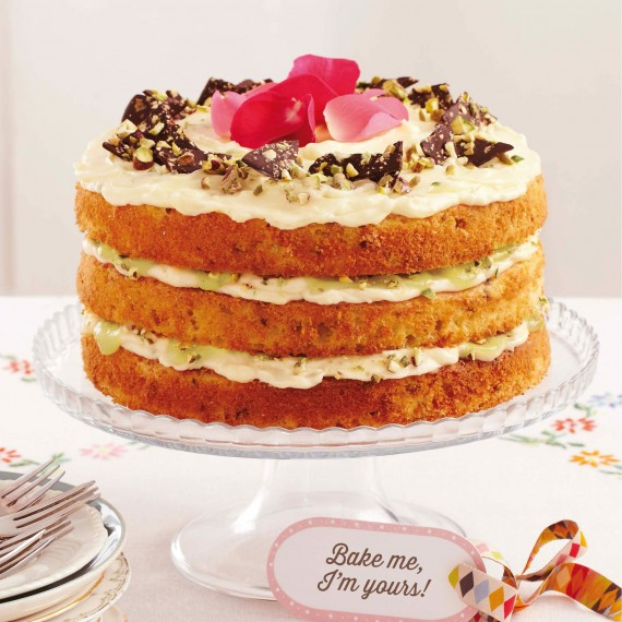 Lorraine kelly cake club recipes