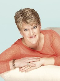 Clare Balding interview
