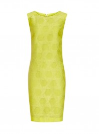 Reiss lime dress