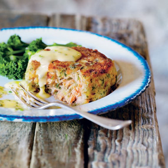 Deep Trout Fishcakes photo