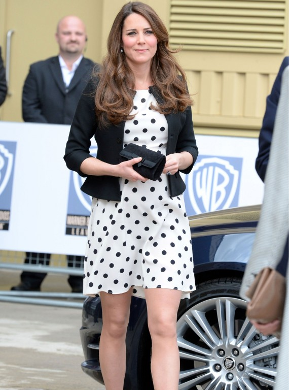 Kate Middleton Topshop photo