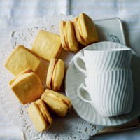 Jo Wheatley's Custard Creams