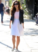 Celebrities Wearing Summer Dresses