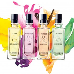L'Occitane Exclusive La Collection De Grasse Perfumes