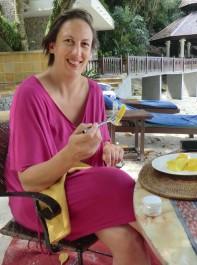 How Miranda Hart left her heart in Malaysia