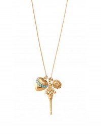 Stella & Dot Charm Necklace�