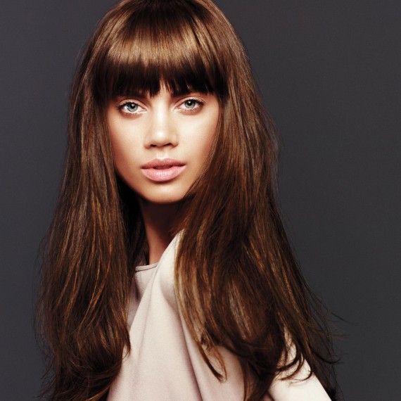 Hairstyles For Long Hair Brunette : brunette hairstyles - Woman And Home