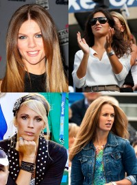 Wimbledon 2014: The WAGs To Watch