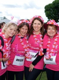Marble Hill Pink Ribbon Walk 2013