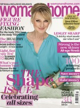 Lesley Sharp July 2013 cover